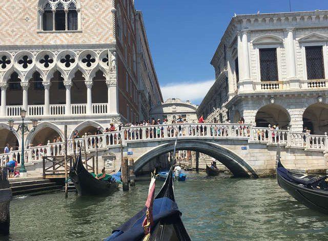Venice dreams and parenting goals