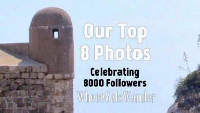 WhereGalsWander Top 8 Photos