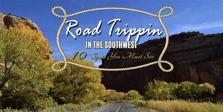 Road Trip in the Southwest Fit Life and Travel WhereGalsWander Utah Arizona Nevada California New Mexico