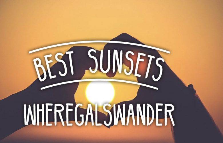 Sunsets WhereGalsWander