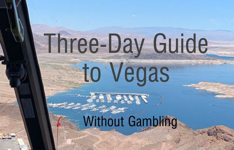 Renaissance Hotel, Nevada WhereGalsWander 3-Day Guide to Vegas