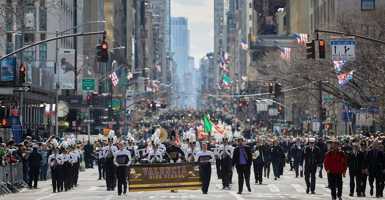 New York St. Patrick's Day Parade