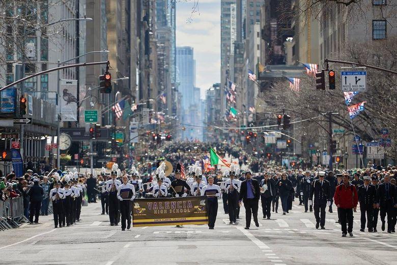 New York St. Patrick's Day Parade