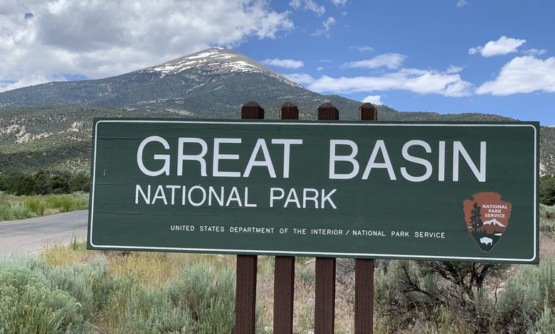 Great Basin national park lehman caves tour